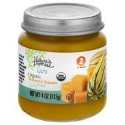 Nature's Promise Organic Squash Baby Food