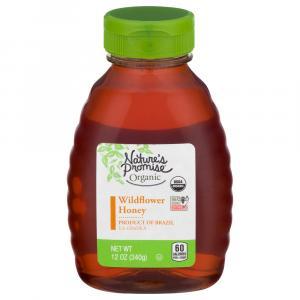 Nature's Promise Organic Honey