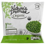 Nature's Promise Organic Peas