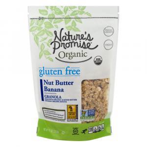 Nature's Promise Organic Nut Butter Banana Granola