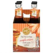 Limited Time Originals Maple Creme Craft Soda