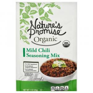 Nature's Promise Organic Mild Chili Seasoning Mix