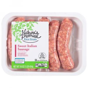 Nature's Promise Sweet Italian Sausage