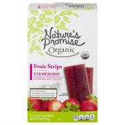 Nature's Promise Organic Strawberry Strips