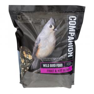 Companion Fruit & Nut Wild Bird Food