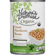 Nature's Promise Organic Great Northern Beans
