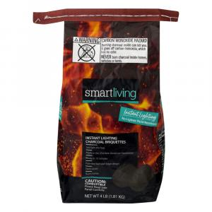 Smart Living Instant Lighting Charcoal Briquettes