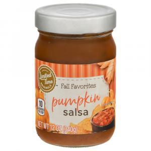 Limited Time Originals Pumpkin Salsa