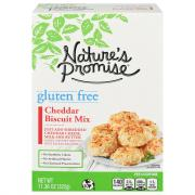 Nature's Promise Gluten Free Cheddar Biscuit Mix