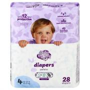 Always My Baby Diapers Size 4