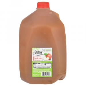 Nature's Promise Cold Pressed Apple Cider