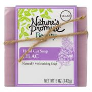 Nature's Promise Beauty Hand Cut Soap Lilac