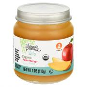 Nature's Promise Organic Apple Mango Baby Food