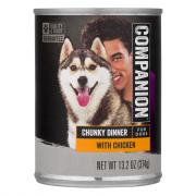 Companion Chunky Chicken Dog Food