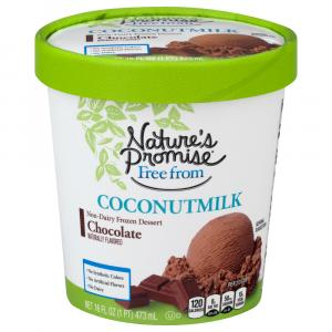 Nature's Promise Coconutmilk Chocolate