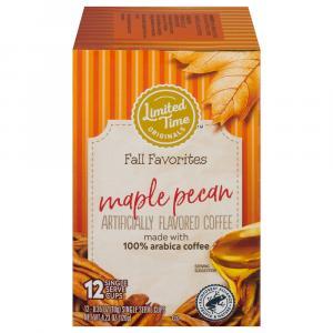 Limited Time Originals Maple Pecan Arabica Coffee K-Cups