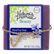 Nature's Promise Beauty Hand Cut Soap Blueberry