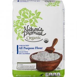 Nature's Promise Organic All Purpose Flour