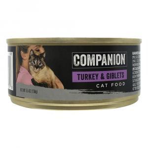 Companion Turkey & Giblets Dinner