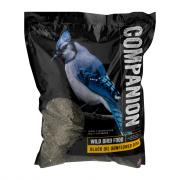 Companion Black Oil Sunflower Seeds Wild Bird Food