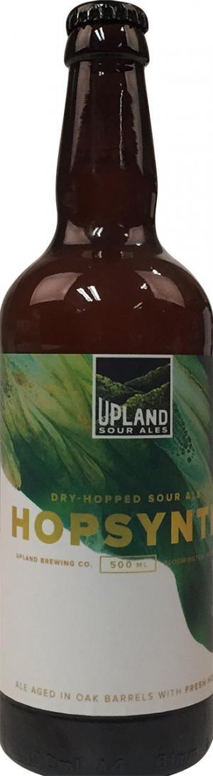 Upland Hopsynth Sour Ale