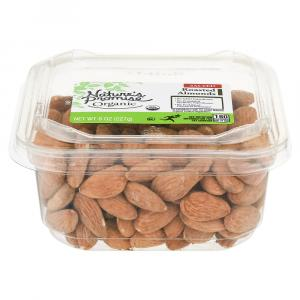 Nature's Promise Organic Roasted Salted Almonds