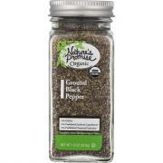 Nature's Promise Organic Black Ground Pepper