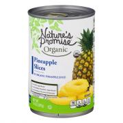 Nature's Promise Organic Pineapple Slices