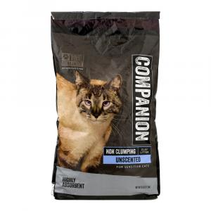 Companion Pet Clay Cat Litter
