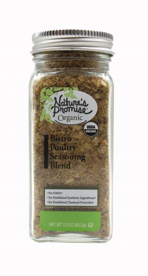 Nature's Promise Organic Bistro Poultry Seasoning Blend
