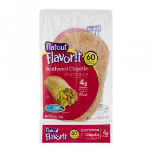 Flatout Flavor!t Southwest Chipotle Flatbread