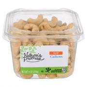 Nature's Promise Raw Cashews