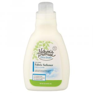 Nature's Promise Fabric Softener Free & Clear