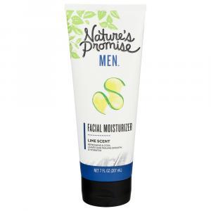 Nature's Promise Men Facial Moisturizer Lime