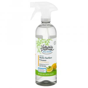 Nature's Promise Lemon Verbena Multi Surface Cleaner