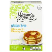 Nature's Promise Gluten Free Pancake & Baking Mix