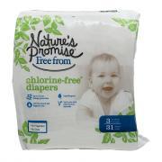 Nature's Promise Diaper Size 3 Jumbo