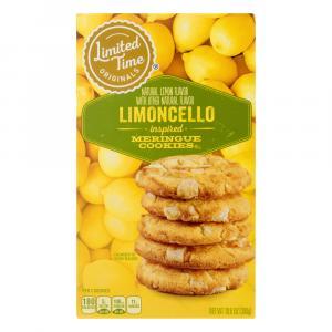 Limited Time Originals Limoncello Meringue Cookies