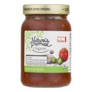 Nature's Promise Organic Medium Salsa