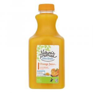 Nature's Promise Cold Pressed Orange Juice