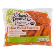 Nature's Promise Organic Baby Cut Carrots