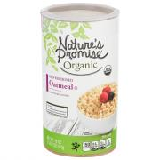 Nature's Promise Organic Old Fashioned Oatmeal