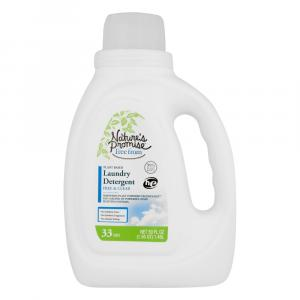 Nature's Promise Liquid Laundry Detergent Free & Clear