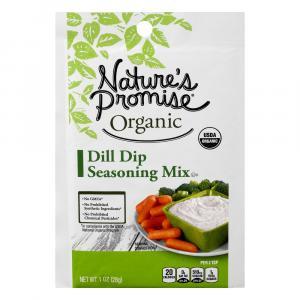 Nature's Promise Organic Dill Dip Mix