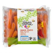Nature's Promise Kids Baby Carrot Snack Pack