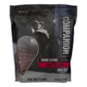 Companion Beef Flavor Snack Sticks