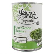 Nature's Promise Organic Cut Green Beans