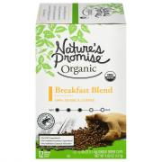 Nature's Promise Organic Breakfast Blend Single Serve Coffee