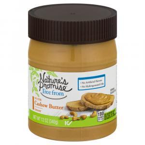 Nature's Promise No Stir Cashew Butter