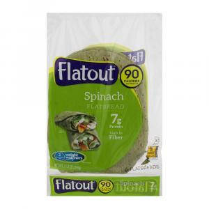 Flatout Garden Spinach Wraps